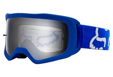 Fox Youth II Blue Goggle Hand Race Mask