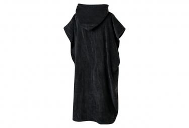 Serviette Fox Reaper Change Towel Noir