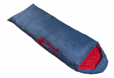 Sac de couchage Lafuma Active 10° XL Bleu Rouge