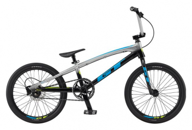 GT BMX Race Speed Series Pro Black / Grey 2020