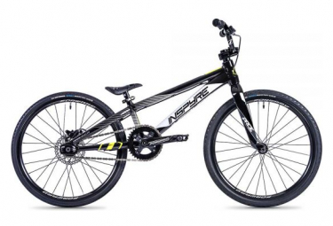 Inspyre BMX Race Evo-C Disk Junior Black / Grey 2020