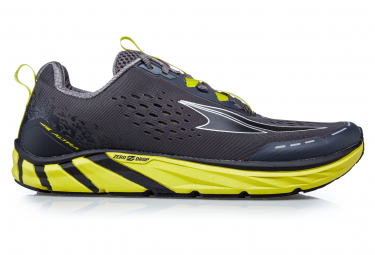 Altra TORIN 4 CRSH Gray   Lime Men