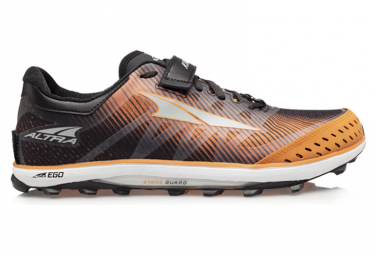 Altra KING MT 2 Noir Orange Homme
