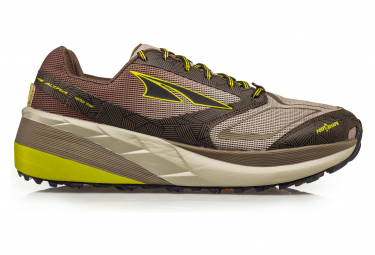 Image of Altra olympus 3 5 gris lime homme 46