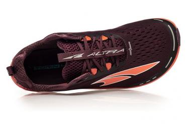 Chaussures de Running Femme Altra TORIN 4 Rouge / Rouge
