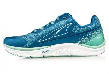 Chaussures de Running Femme Altra TORIN 4 PLUSH Bleu / Vert
