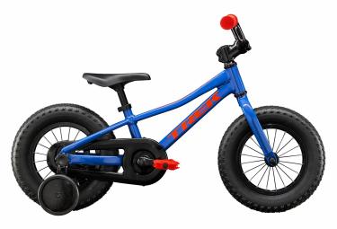 Trek Precaliber 12 Kids Bike 12'' Bleu / Rouge