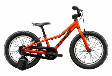 Trek Precaliber 16 Kids Bike 16'' Noir / Orange