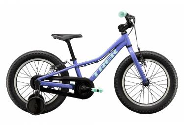 Trek Precaliber 16 Kids Bike 16'' Bleu / Violet