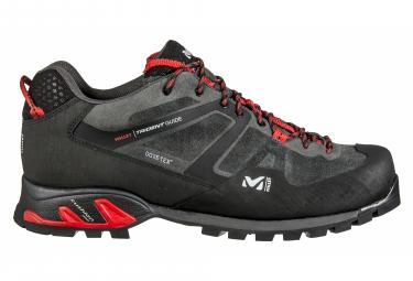 Chaussures de Randonnée Millet Trident Guide GTX Noir Gris Homme