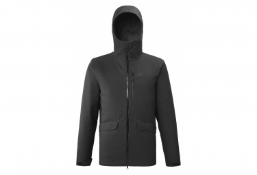 Millet Pobeda GTX 2L 3-in-1 Waterproof jacket Black