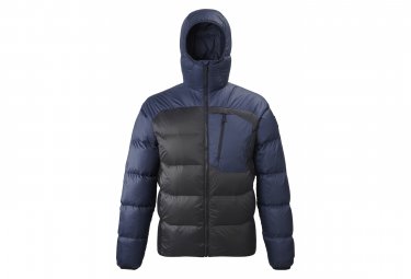 Millet 8 Seven Down Jacket Black Blue Men