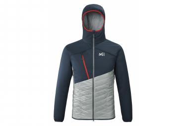 Millet Elevation Airloft Thermal Jacket Grey Blue Men
