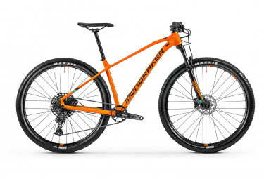 Mondraker Hardtail MTB Chrono 29 Sram NX Eagle 12s Orange / Black 2020