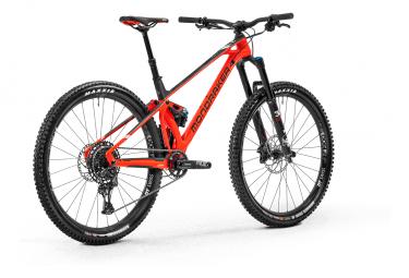 Mondraker Full Suspension MTB Foxy Carbon R Sram NX Eagle 12s Orange / Black 2020