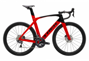 Trek Road Bike Madone SL 6 Disc Shimano Ultegra 11s Red / Black 2020