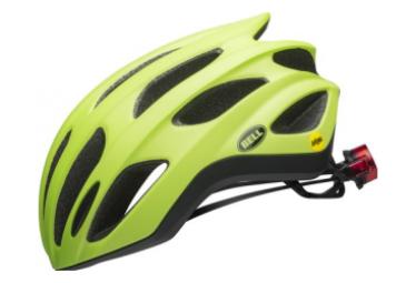 Bell Helmet Formula Mips Led Green Black M  55 59 Cm