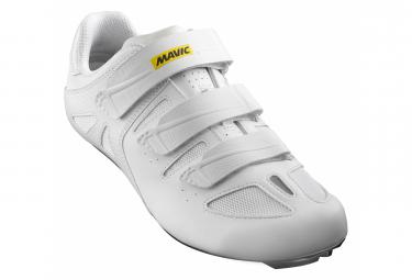 Paire de Chaussures Route Mavic Aksium II Blanc