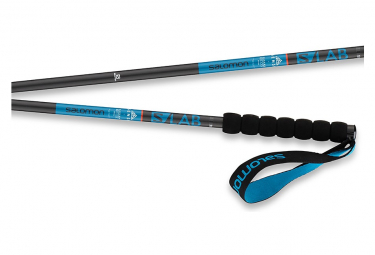 Paire de Bâtons de Trail/Running Salomon S/LAB Sense Noir Bleu