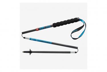 Bâtons de Trail/Running Salomon S/LAB Sense Ultra Foldable Noir Bleu