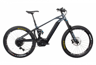 Electric Full Suspension Mondraker Crafty R+ KIOX Sram NX1 11V 27.5'' 2019