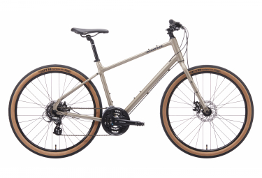Kona Dew City Bike 27.5'' Beige