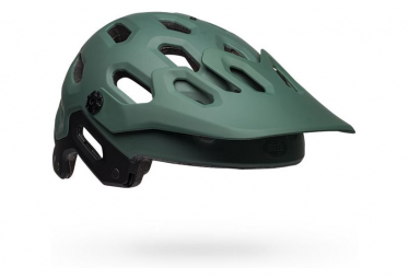 Bell Super 3 Helmet Green