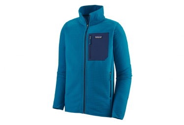Patagonia R2 TechFace Jacket Balkan Blue