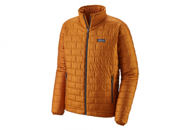 Patagonia Men Nano Puff Jacket Hammonds Gold L