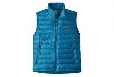 Patagonia Down Sweater Vest Balkan Blue