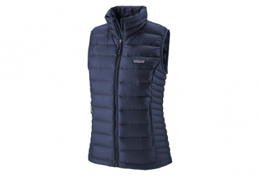 Patagonia Down Sweater Women S Vest Classic Navy L