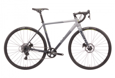 Kona Jake the Snake Cyclocross Bike Sram Apex 11S 700 mm Charcoal Grey 2020