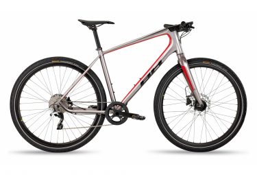 BH Silvertip City Bike Shimano Deore XT 10S 700 mm Grey Red 2020