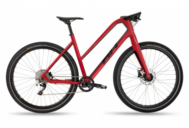 BHSilvertip Jet Womens City Bike  Rouge / Noir