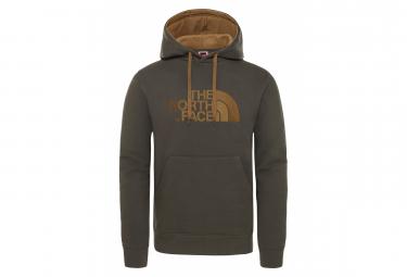 The North Face Drew Peak Hoodie Sweat Brown Khaki