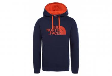 The North Face Drew Peak Hoodie Sweat Navy Blue