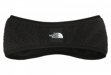 Image of Bandeau the north face denali fleece noir s m