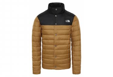 The North Face DRT Down Jacket Khaki Black