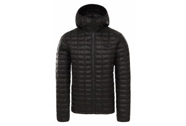 Image of Doudoune a capuche the north face thermoball eco hoodie noir mat xl