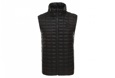 The North Face Thermoball Eco Sleeveless Down Jacket Black Matte