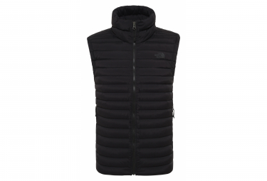 The North Face Stretch Sleeveless Down Jacket Black