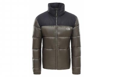 The North Face Nevero Down Jacket Khaki Black