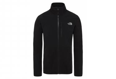 The North Face Glacier Pro Full Zip Fleece Black