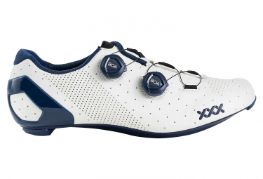 Zapatillas Carretera Bontrager XXX Blanc / Bleu