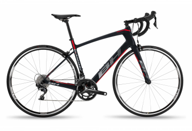 BH Quartz 3.5 Road Bike Shimano Ultegra 11S 700 mm Black Red 2020