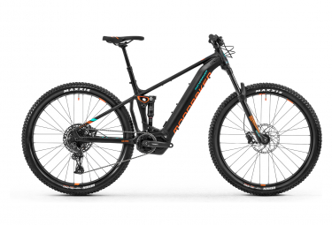 MTB Doble Suspensión Mondraker Dusk R 29'' Noir / Orange 2020