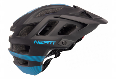 Casco MTB Neatt Basalte Expert Negro Azul