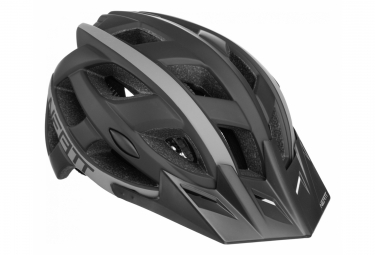 Neatt Basalte Race MTB Helmet Black Grey