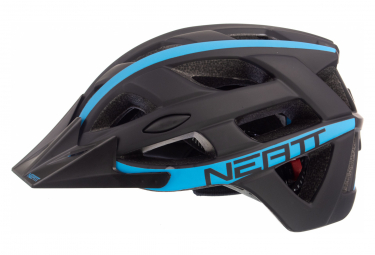 Neatt Basalte Race MTB Helmet Black Blue