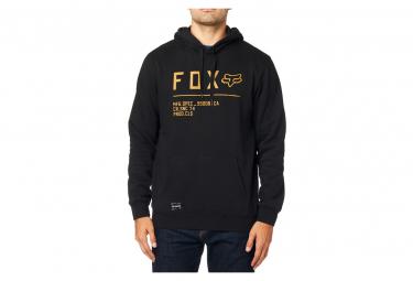 Fox Non Stop Hoody Black